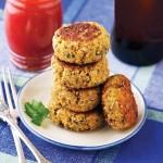 Prepariamo insieme le crocchette di quinoa