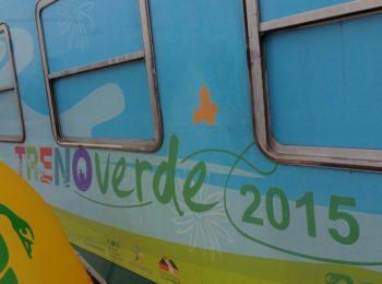 Treno Verde 2015
