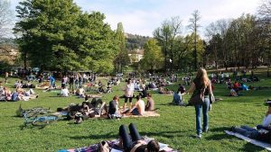 Picnic Torino Parco del Valentino