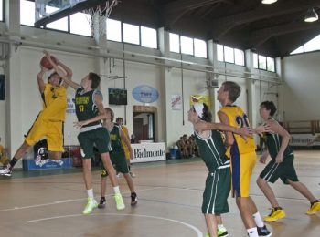 Basket all'Oasi Zegna