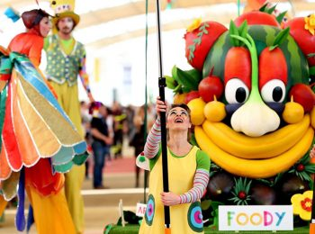 Visitare Expo con i bambini