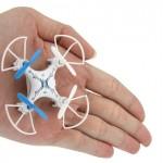 Mamma mi compri il drone giocattolo?