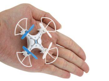 Che bel drone! Me ne comprate uno?