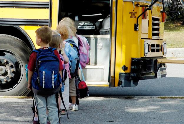 La schiena va a scuola