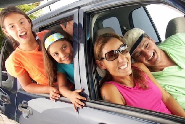 Mamme e papà alla guida, i voti li danno i bambini!