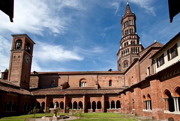 All'Abbazia di Chiaravalle Milanese apre l'info point per le visite guidate