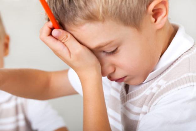 Bambini e stress