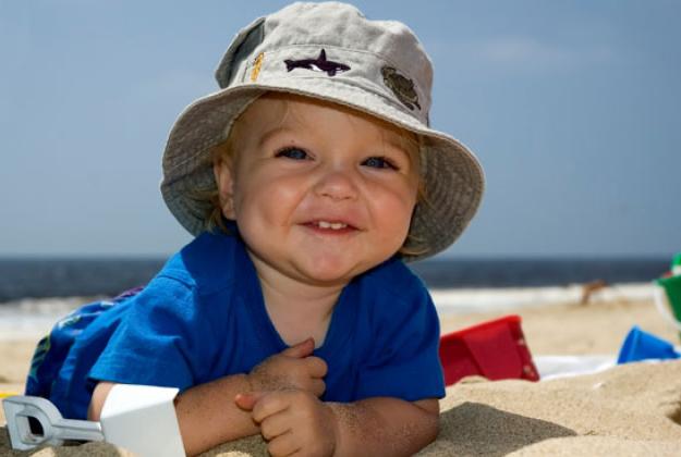 Bambini nati in estate, i più sani (e più alti!)