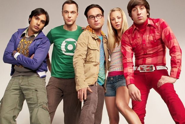 Big Bang Theory family