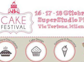 Cake Festival 2015, a Milano il 16-17-18 ottobre