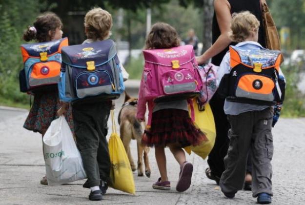 Vai a scuola a piedi? Oggi è la tua festa!