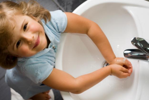 Oggi è la giornata mondiale del lavarsi le mani!