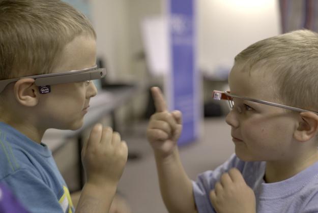 I Google Glass per aiutare i bambini autistici