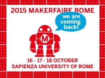 A Roma torna la Maker Faire, con un'area dedicata ai bambini