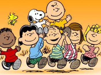 Tanti auguri Peanuts!