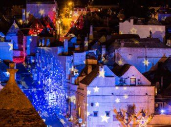 A Natale tutti ad Alberobello per il Light Festival