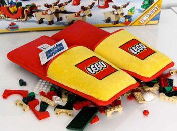 """Arrivano le ciabatte """"anti-Lego"""". E i piedi ringraziano!"""