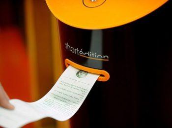 Distributori automatici di racconti