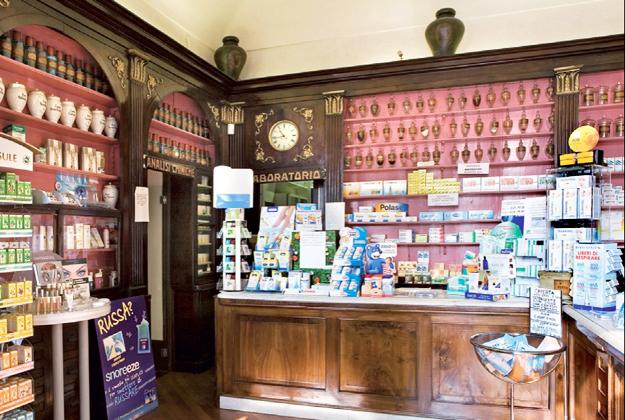 Farmacia della Consolata – Torino