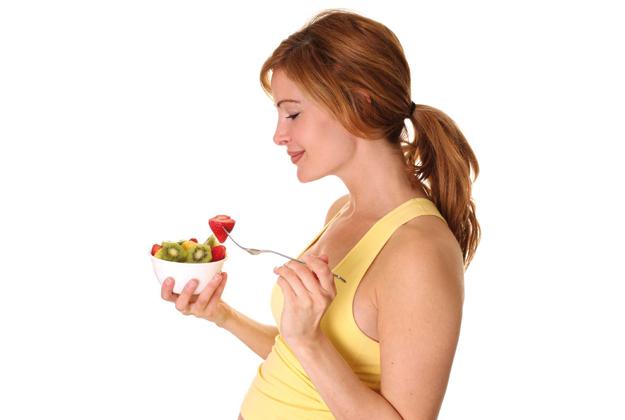 Mangiare bene, prima di nascere