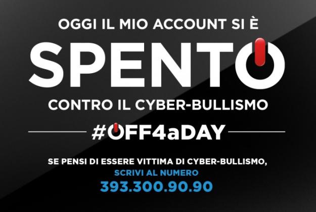 Off4aDay il progetto per difendere i ragazzi dal cyber-bullismo