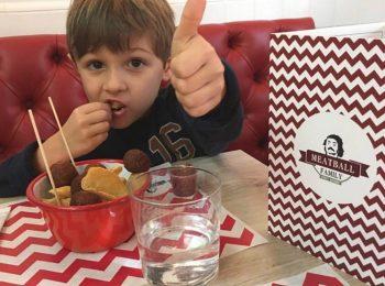 Meatball Family: a Milano si mangiano le polpettone americane