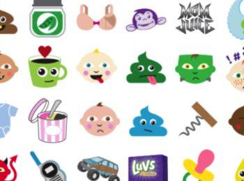 Arrivano le Emoji dedicate alle mamme e ai papà