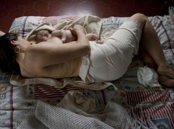In the room, a Correggio la mostra sull'allattamento