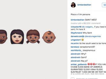 Kim Kardashian è mamma bis