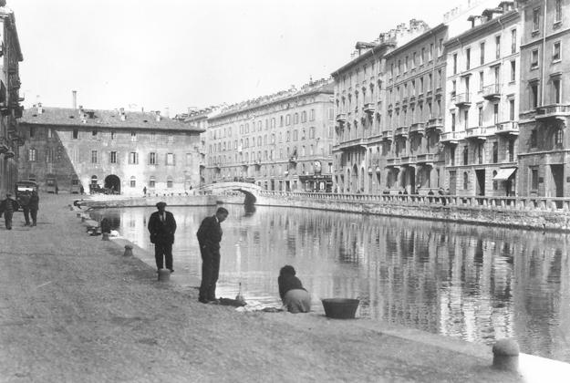 giovanigenitori milano citta d acqua - Что посмотреть в Милане. Неделя 6