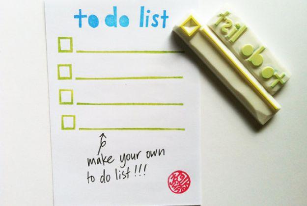 Organizzarsi con la to do list
