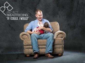 Se potessi allattarti lo farei io!