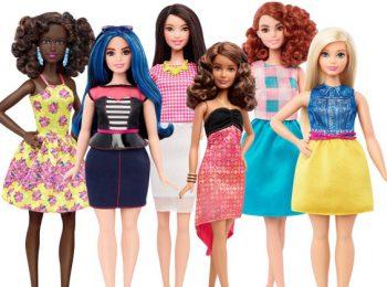 #theDollevolves, arrivano le nuove Barbie