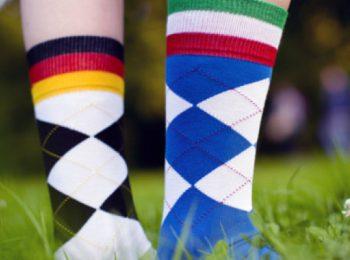 La giornata dei calzini spaiati!