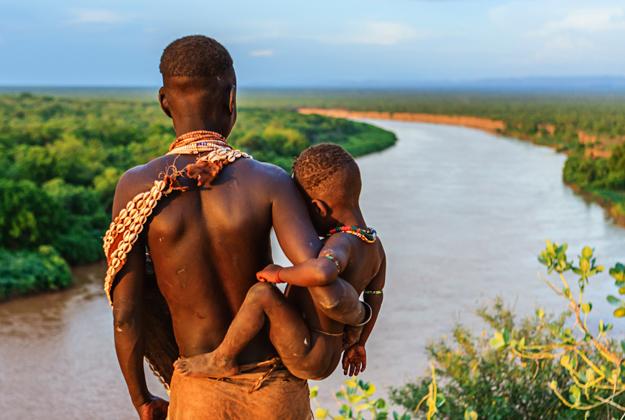 Ben noto Bambini Africani ed Europei le differenze - Giovani Genitori FY47