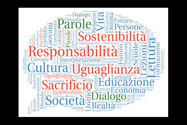 Un progetto per le scuole: quattro parole su cui riflettere