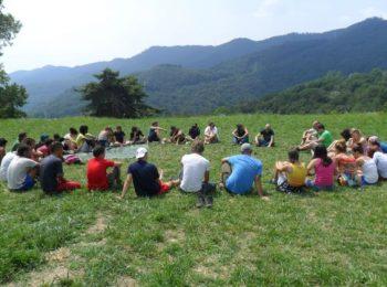 Campi creativi ambientali ad Airuno (LC)