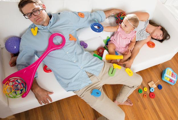 Come organizzarsi per il sonno dei bambini