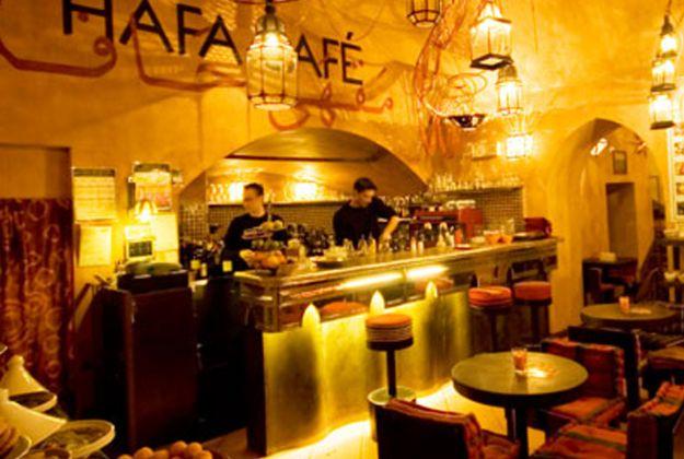 Hafa Café – Torino