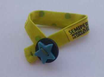 Semiperdo: un braccialetto intelligente per non perdere bambini