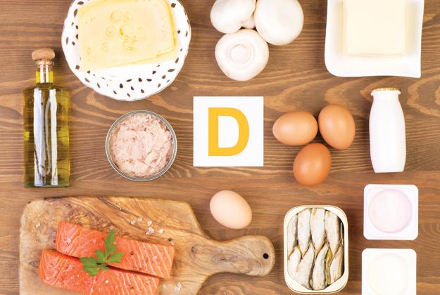 Storia della vitamina D