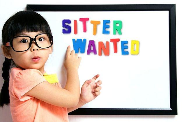 L'app per cercare la babysitter