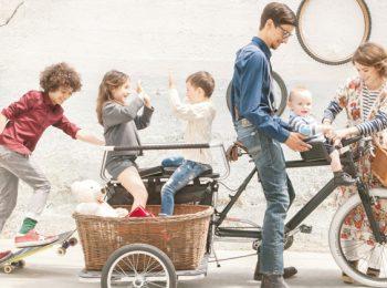 Family bike Milano
