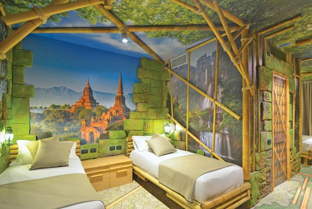 Gardaland Adventure Hotel – Castelnuovo del Garda (VR)