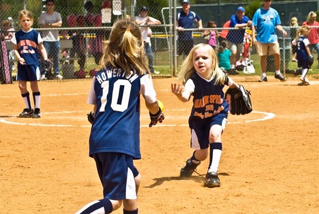 """Le """"ragazze vincenti"""" scelgono il softball"""