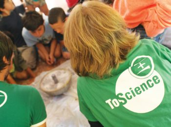 Science Camp in tutta Italia