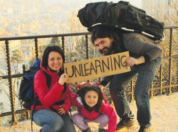 Unlearning: viaggiare per disimparare