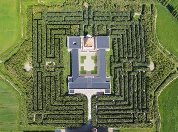 Labirinto della Masone – Fontanellato (PR)