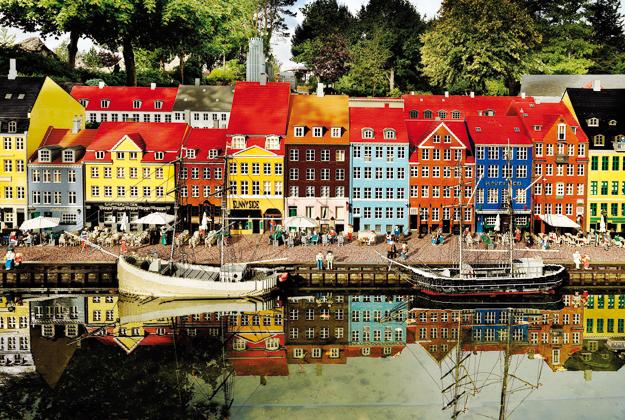 Legoland Billund - Billund  Danimarca