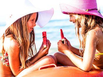 Cosa mangiare in spiaggia?